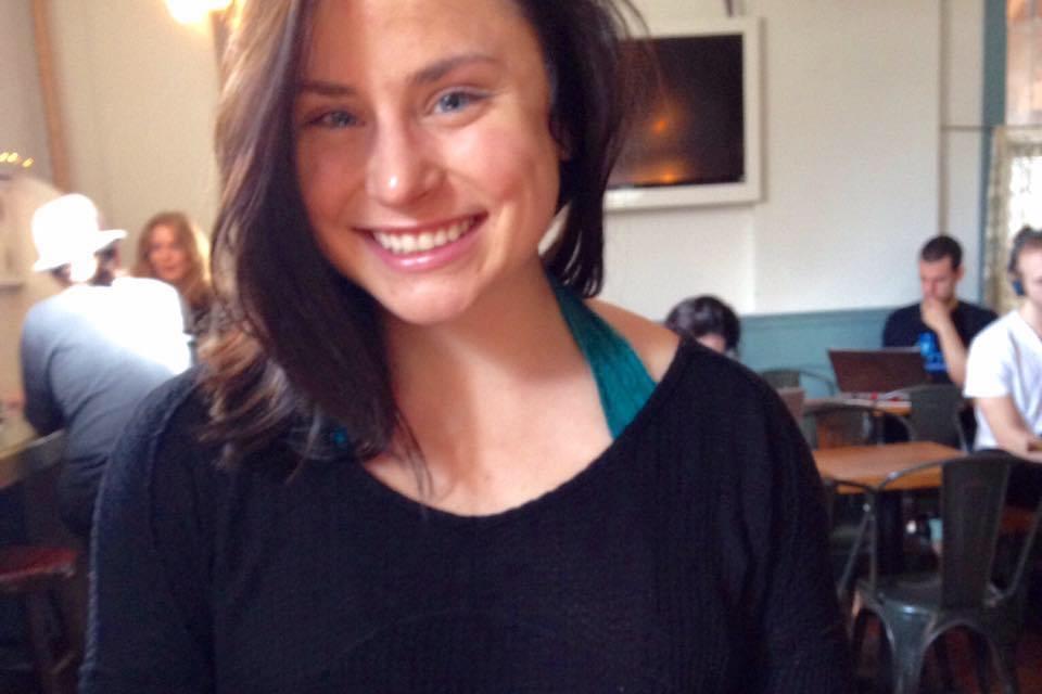 Becky Stifter - Woman Crush Wednesday