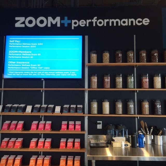 Zoom+ Performance