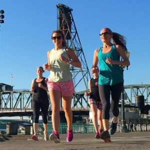 Flex & Flow Run Club Portland