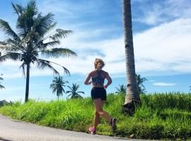 Bali running