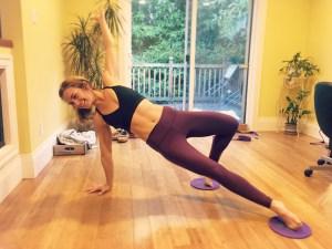 FFY HIIT Yoga gliding discs