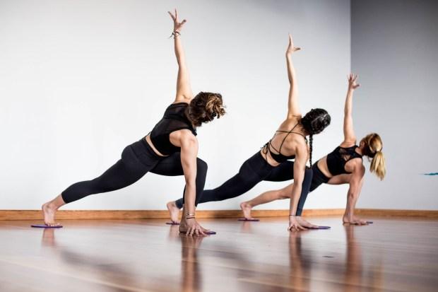 FFY HIIT Yoga