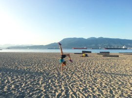 Vancouver fit vacation