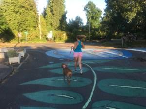running Portland