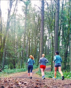 trail running Portland