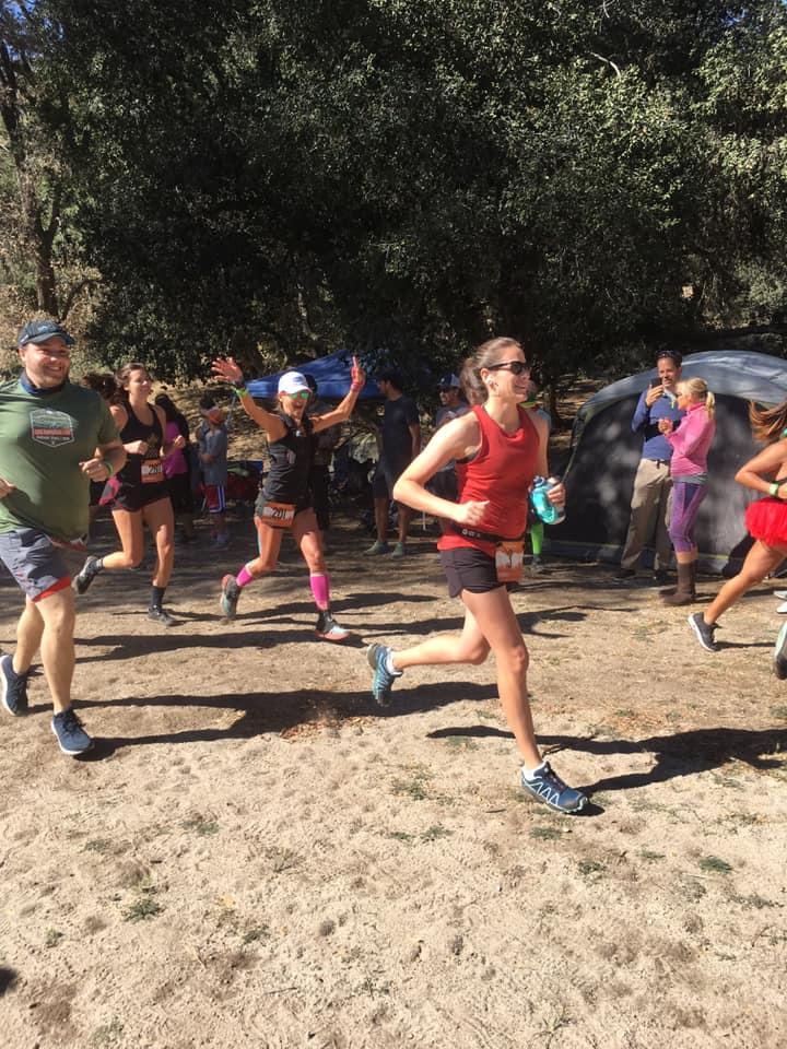 Ragnar Trail Relay Los Coyotes