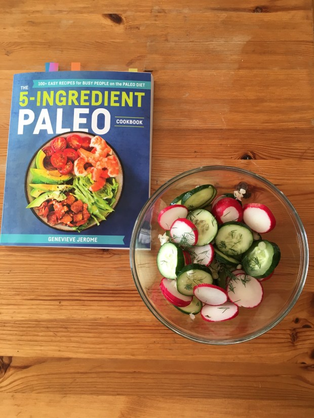 The 5 Ingredient Paleo Cookbook