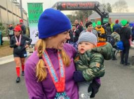 Portland Holiday Half Marathon