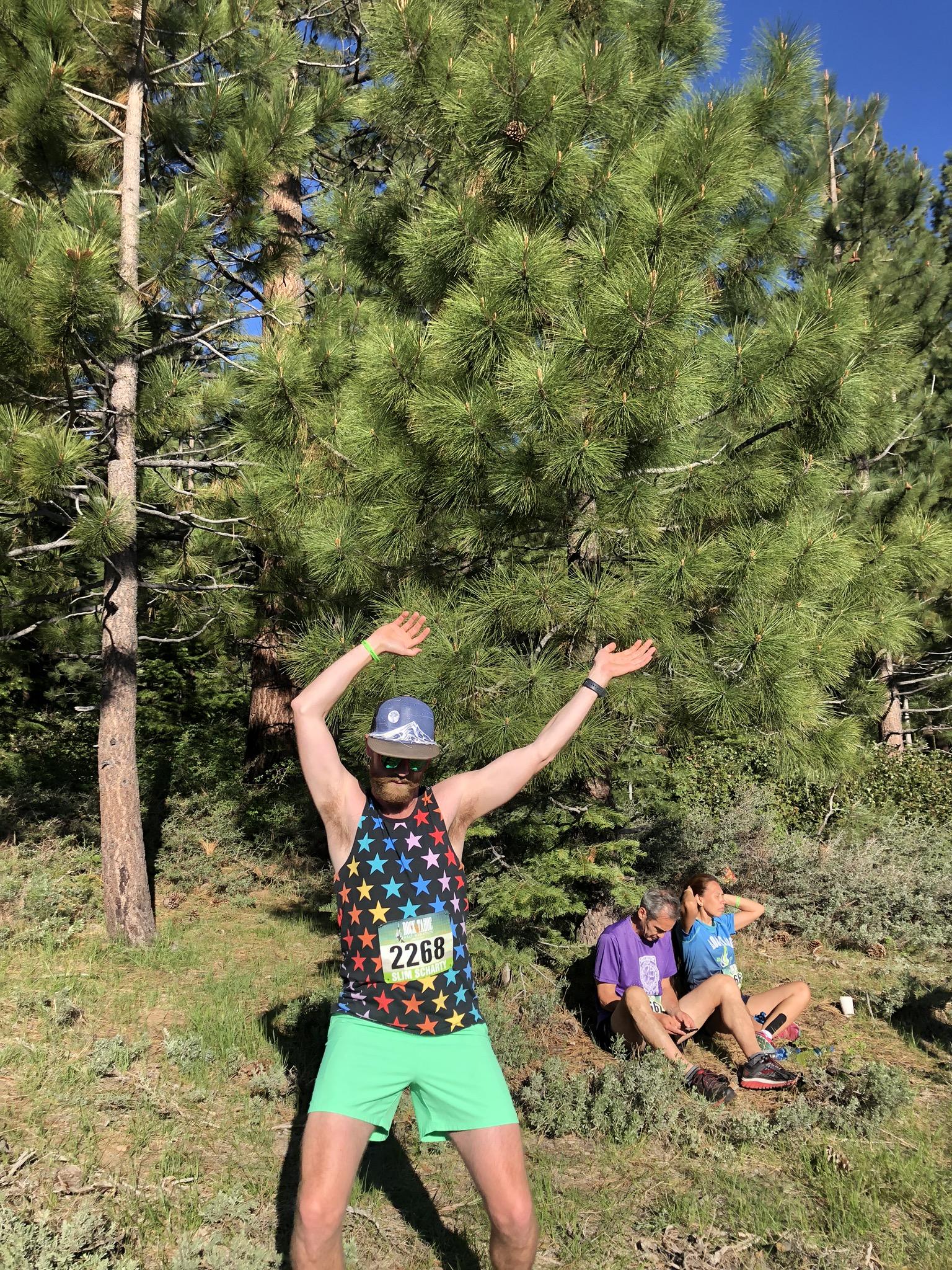 Rock Tahoe Lake Tahoe Half Marathon