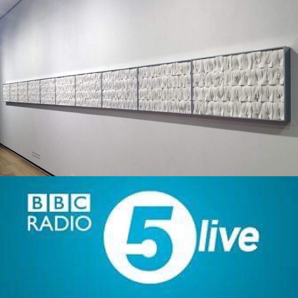 BBC Radio 5 Live Jamie McCartney