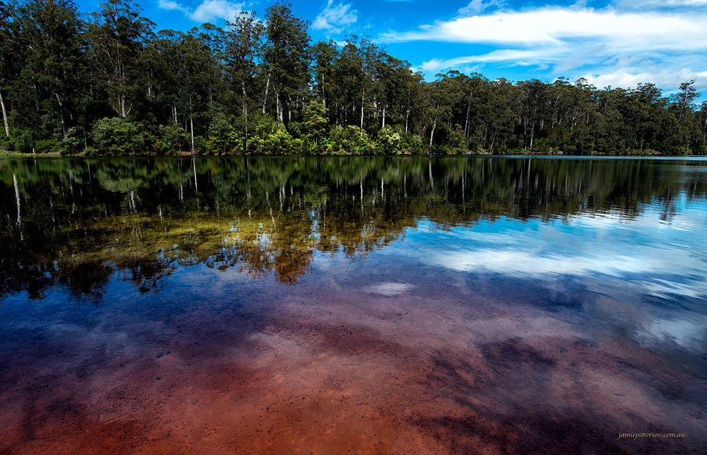 impressionist photography, australian landscape photography, pemberton