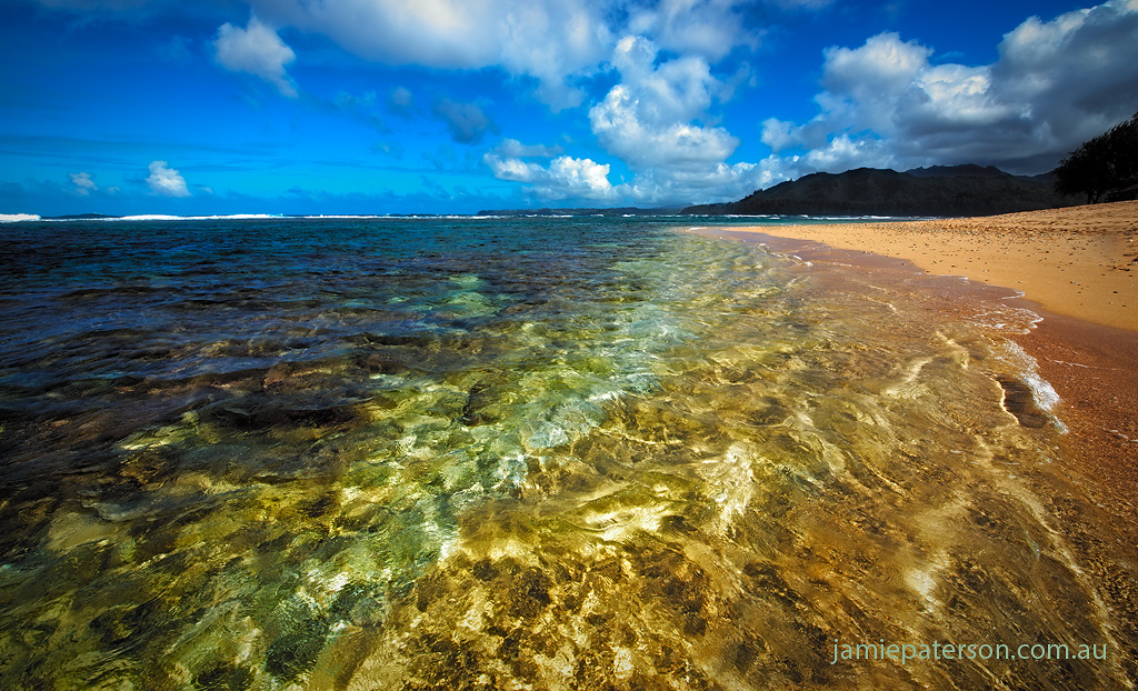 kauai, north shore, ocean, beaches, seascape photography