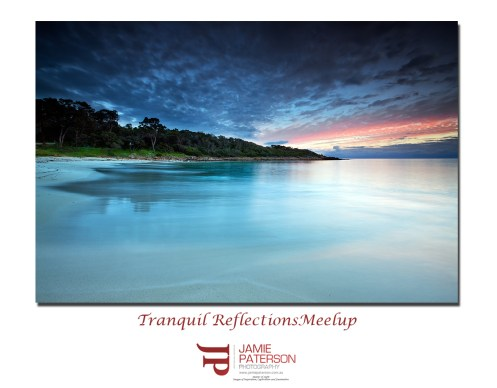 meelup beach landscape seascape photography tips tranquilty