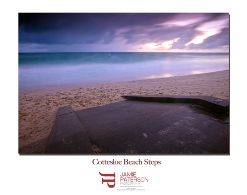 cottesloe beach, perth, australian seascape photography, australian landscape photography