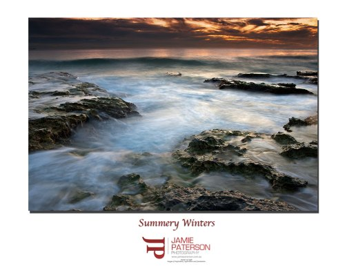 north cottesloe sunset, seascape photography, cottesloe sunset, australian landscape photography,