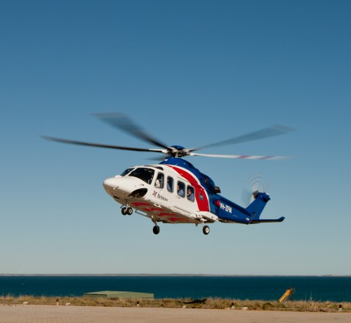 aerial photography, bristows helicopters, australian landscape photography