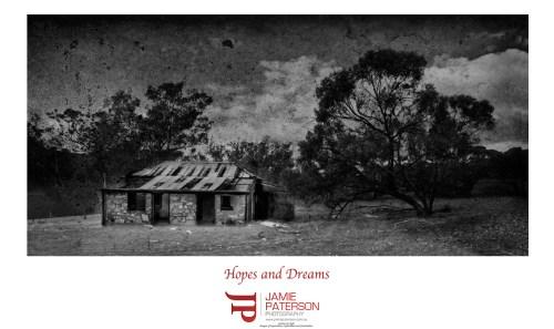toodyay, australian landscape photography, northam, ruins