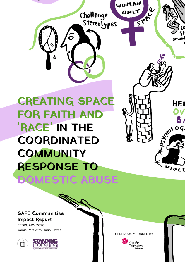 Creating space for faith and 'race' in the coordinated community response to domestic abuse: SAFE Communities Impact Report