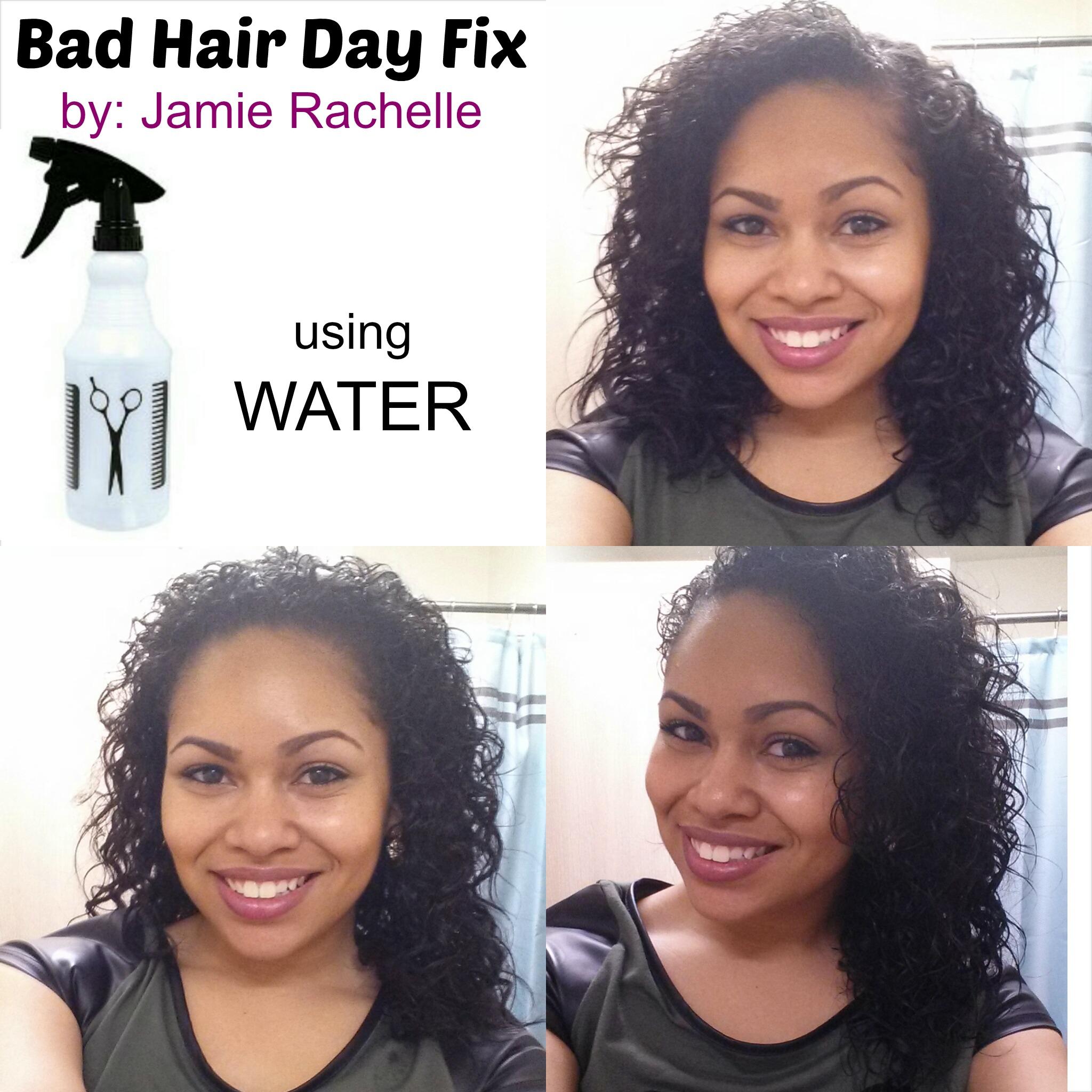 Bad Hair Day Fix Jamie Rachelle