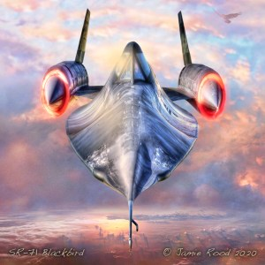 SR-71 Blackbird - Horizons