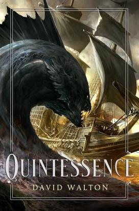Quintessence by David Walton