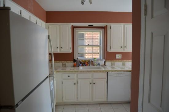 Kitchen, North View