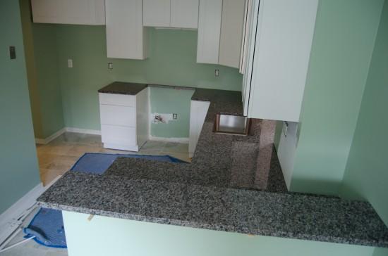 Kitchen Remodel Day 18, West 1