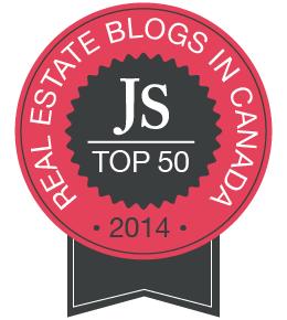 Top 50 Canadian Blog Badge