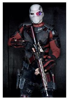Will Smith's Deadshot
