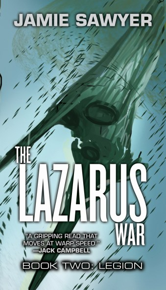 LAZARUS WAR: LEGION mock up