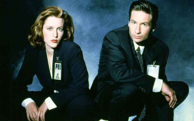 X-FILES classic photo
