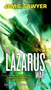 THE LAZARUS WAR - ORIGINS