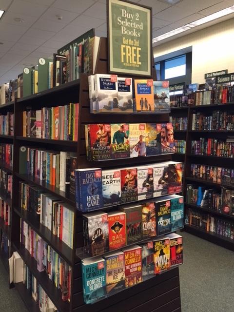 B&N book shop