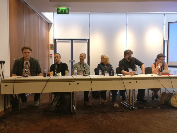 Nine Worlds panel: Science Fiction and Science Fact