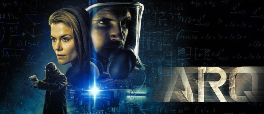 ARQ movie poster