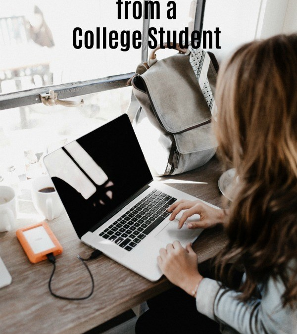 Business (and Life) Thoughts from a College Student