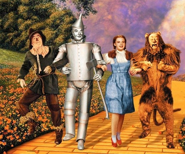 Imposter syndrome? Watch Wizard of Oz