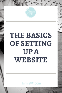 Hosting, domains, design... I need what? Every company needs a website. Learn the basics of website setup. The Basics of Setting Up a Website
