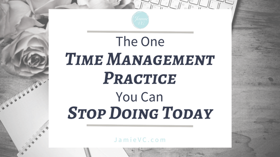 Multitasking - The One Time Management Practice You Can Stop Doing Today