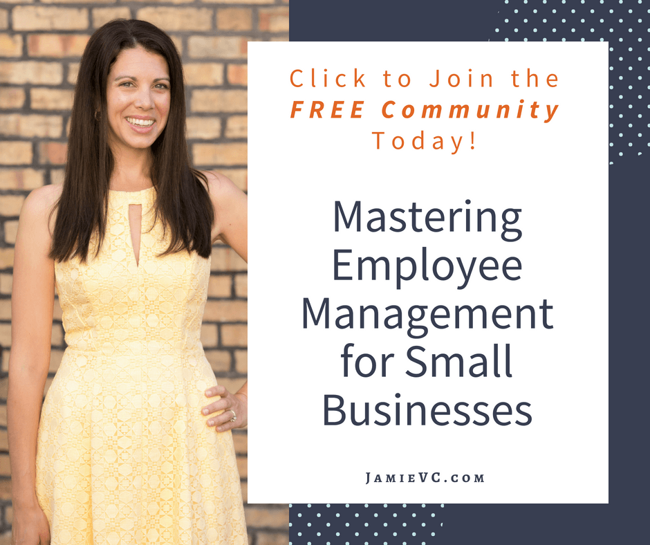 Join the Free Community - Mastering Employee Management for Small Businesses