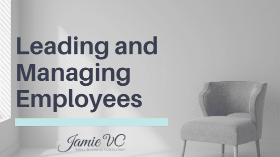 Leading and Managing Employees Blog Posts