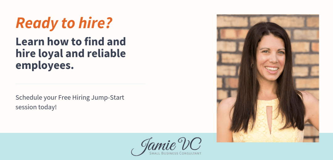 Free Hiring Jump-Start Session
