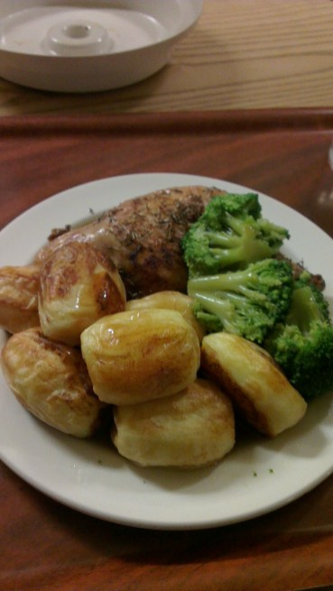 Sunday Roast (Chicken)