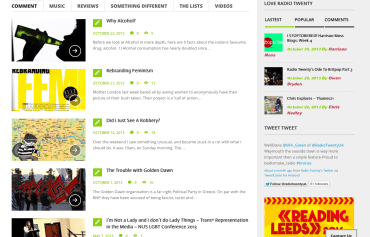 Radio Twenty Homepage 3