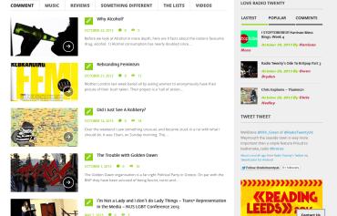 Radio Twenty Homepage 3