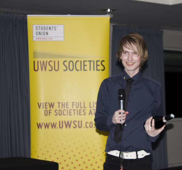 Outstanding Contribution to Student Media