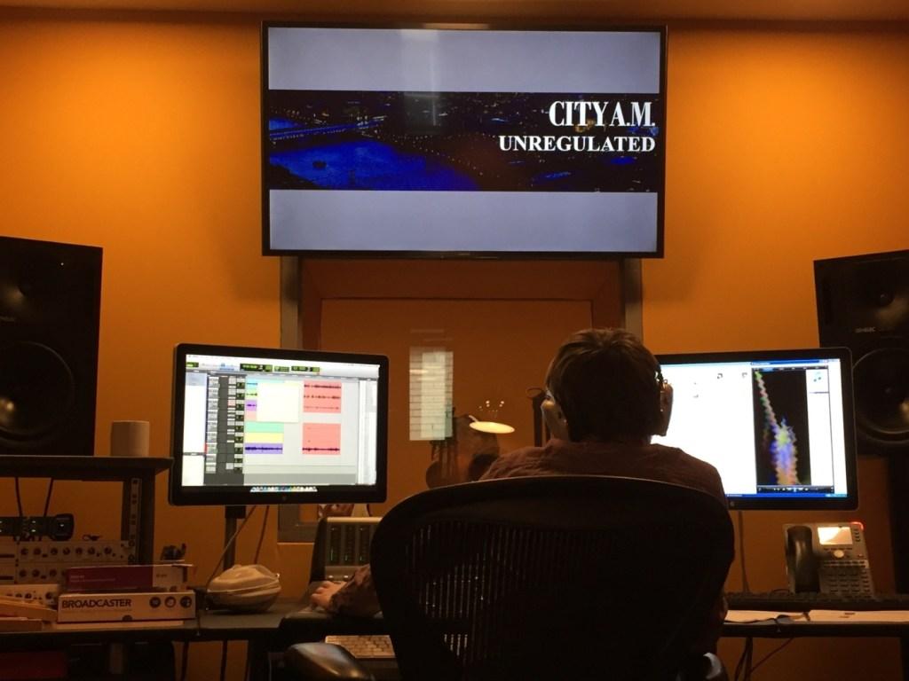 City A.M. Podcast Producer