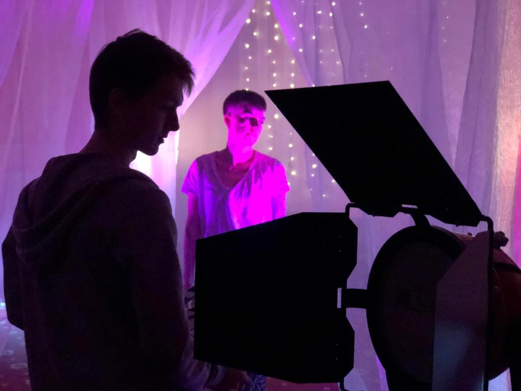Jamie Wareham production manager director video