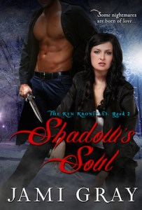 Book Cover: Shadow's Soul