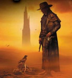 Photo from: letusnerd.com Stephen King's THE DARK TOWER Book Profile: THE GUNSLINGER